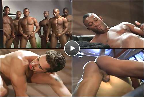 big black ass orgy video