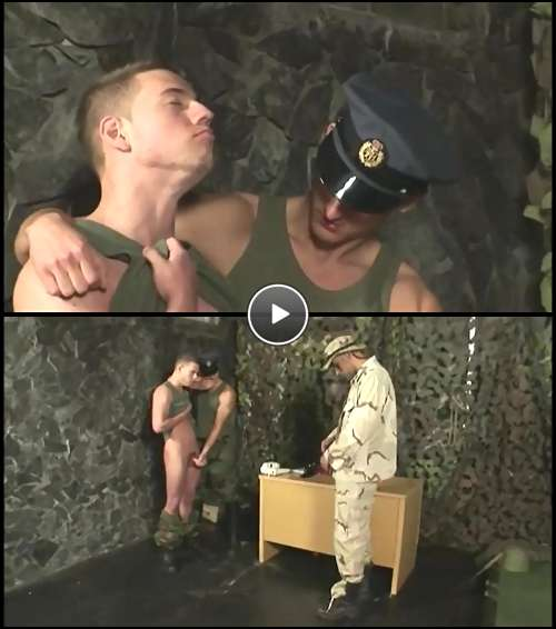 gay soldiers porn video