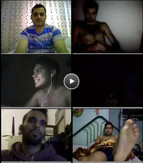 webcam straight boys video